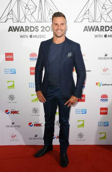 You might be asking why Beau Ryan's here, which means you forgot he once released a single with Justice Crew. I wish I'd forgotten. Picture: AAP Image/Joel Carrett