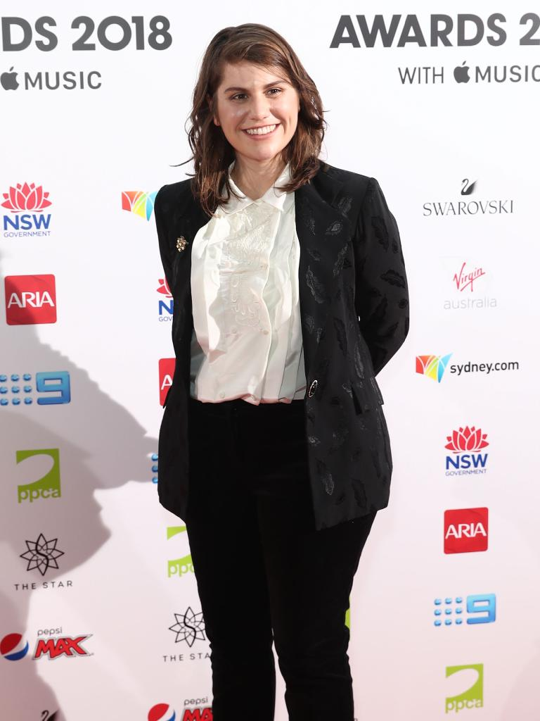 Alex Lahey. Picture: Getty