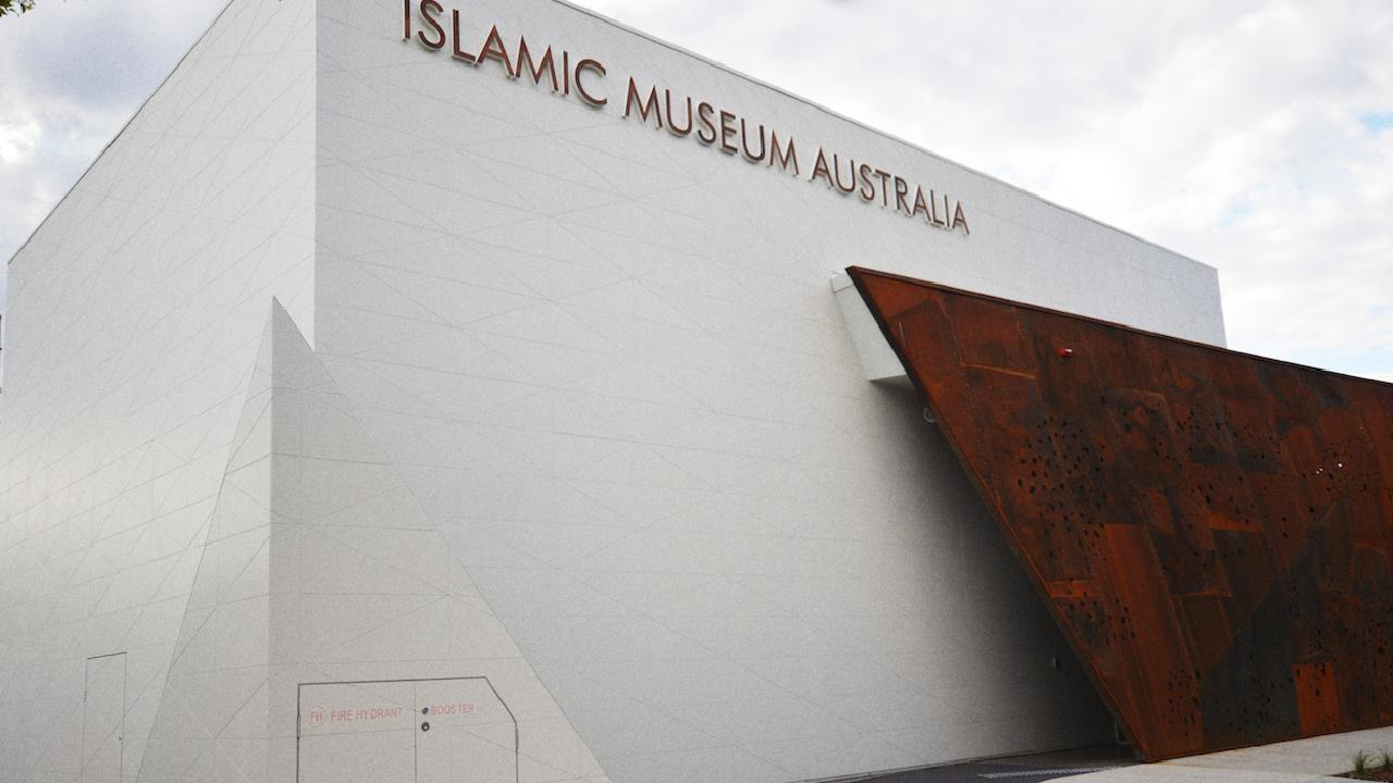 The Islamic Museum of Australia would also be on the list of cultural tours for young Muslims.