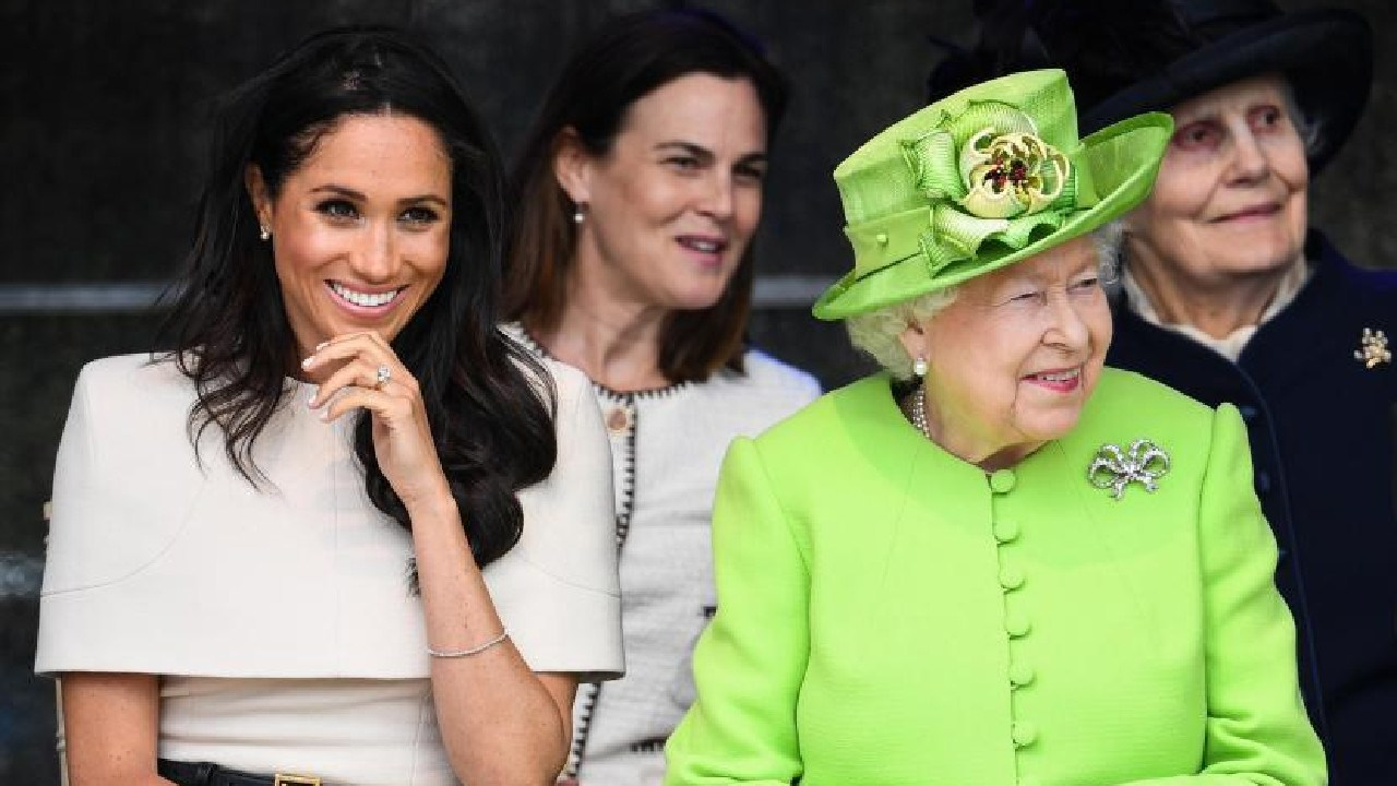 Last week it was rumoured the Queen was not fond of Meghan, but now it seems neither is the Duchess of Cambridge. Picture: supplied