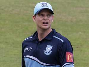 Smith makes a move after cricket snub