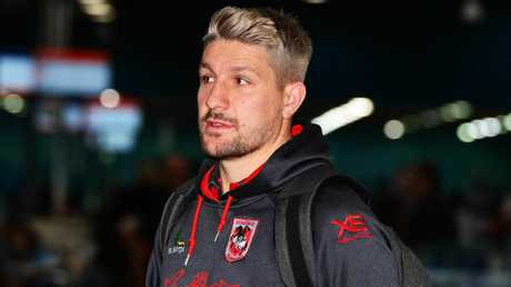 Gareth Widdop has starred for the Dragons in recent seasons.