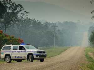 Police investigating suspicious Western Downs spot fires