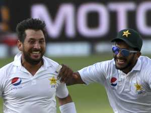 14-wicket haul: Pakistani wizard's 'best ever' leg-spin spell
