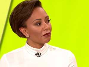 Mel B's 'sick' TV confession