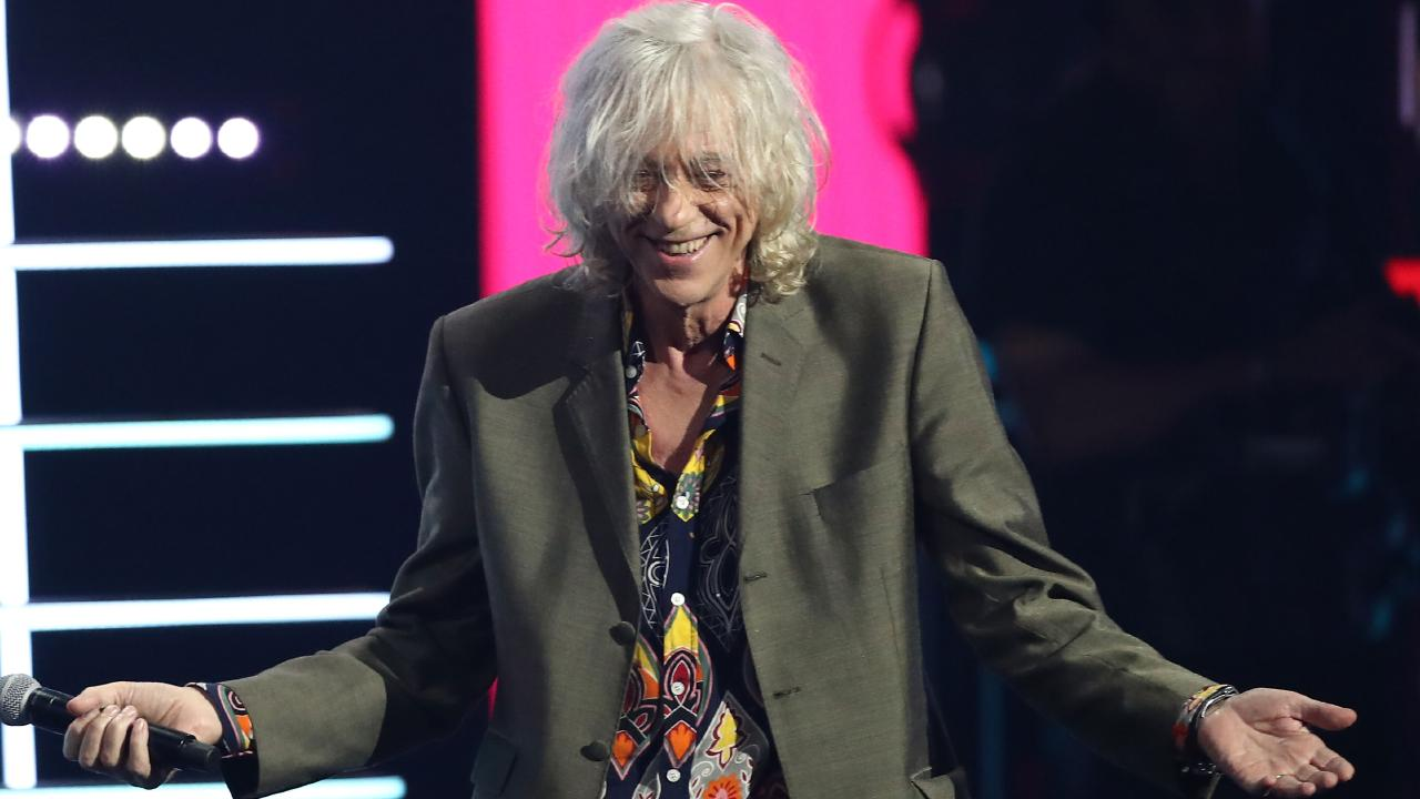 SYDNEY, AUSTRALIA - NOVEMBER 28: Sir Bob Geldof during the 32nd Annual ARIA Awards 2018 at The Star on November 28, 2018 in Sydney, Australia. (Photo by Mark Metcalfe/Getty Images)
