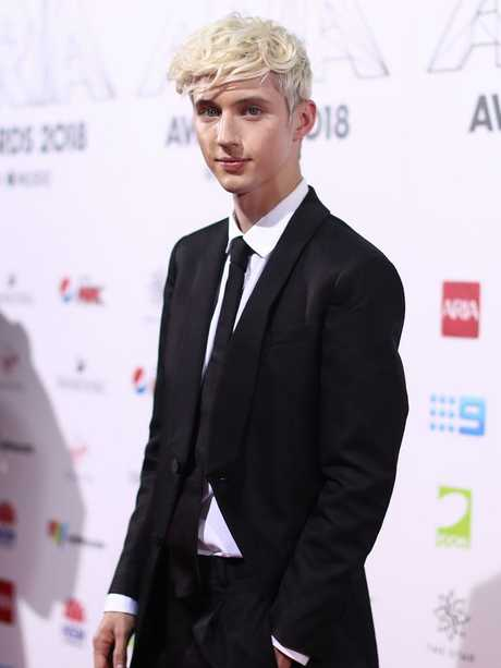 Troye Sivan. Picture: Getty