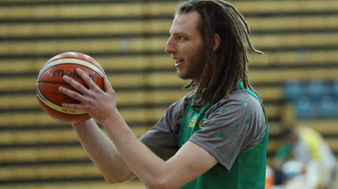 Craig Moller is set to debut for the Boomers.