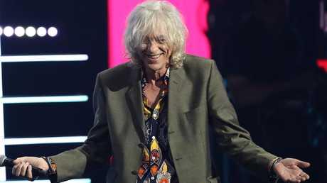 Sir Bob Geldof. Mark Metcalfe/Getty