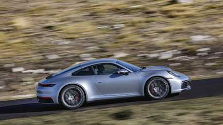 The new-generation Porsche 911 comes with a bag full of goodies.