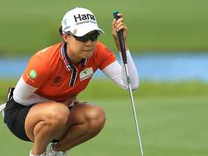 Minjee Lee makes Australian golf history