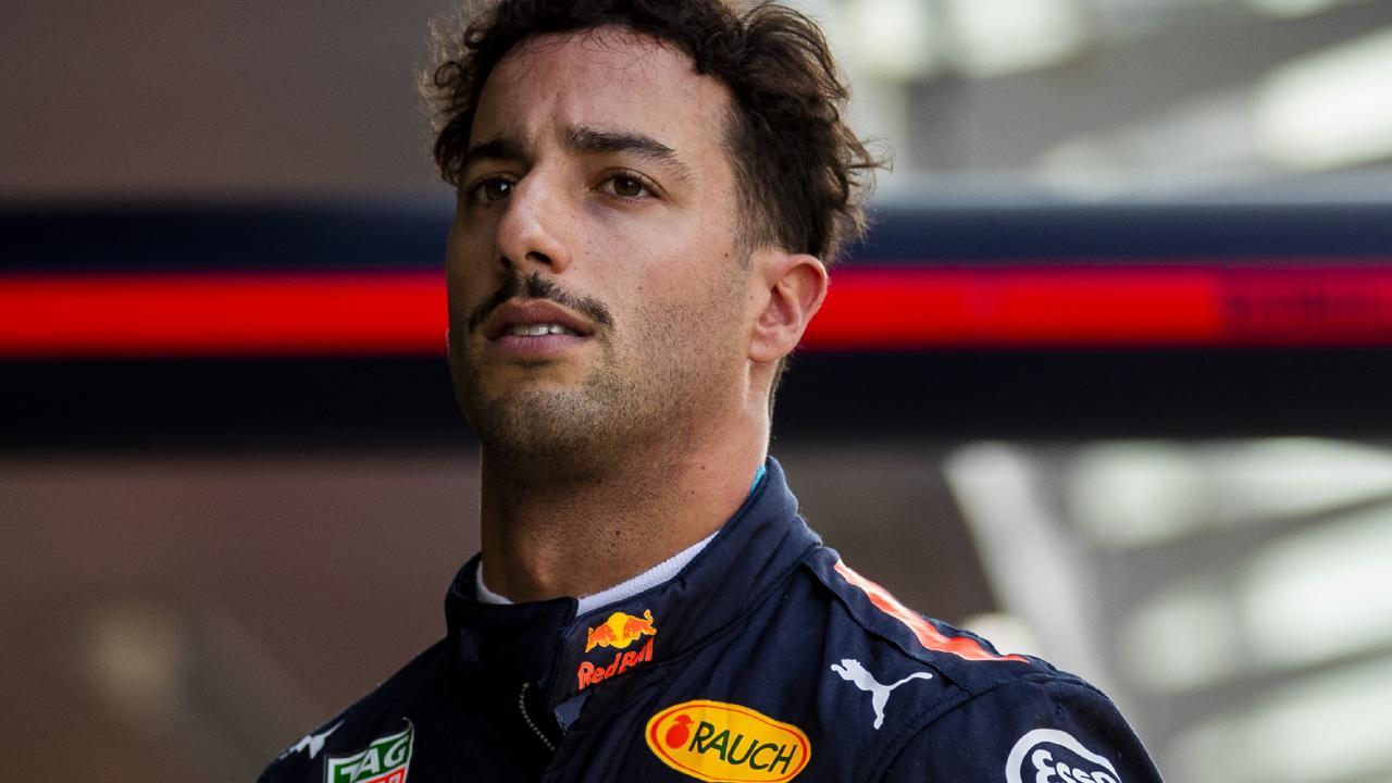 Daniel Ricciardo had no luck this year.