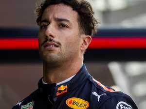 Mystery after sudden Ricciardo collapse