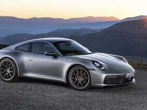 New Porsche 911 has more power and faster than ever before