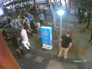 CCTV attack