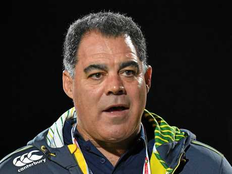 Mal Meninga is not afraid to speak his mind. Picture: Dave Howarth/PA