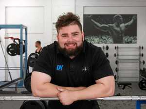 Warwick lifter wins award after world best squat