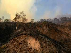 Eungella Fires November 29