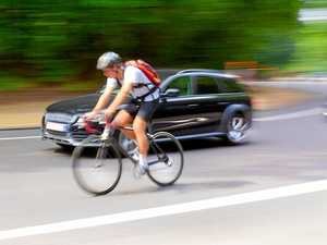 Pay attention to distance from cyclists or risk lives