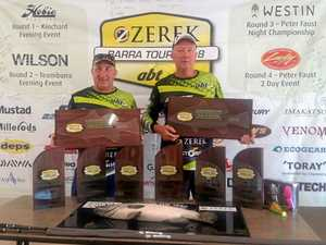 Mackay pair hooks a landmark title