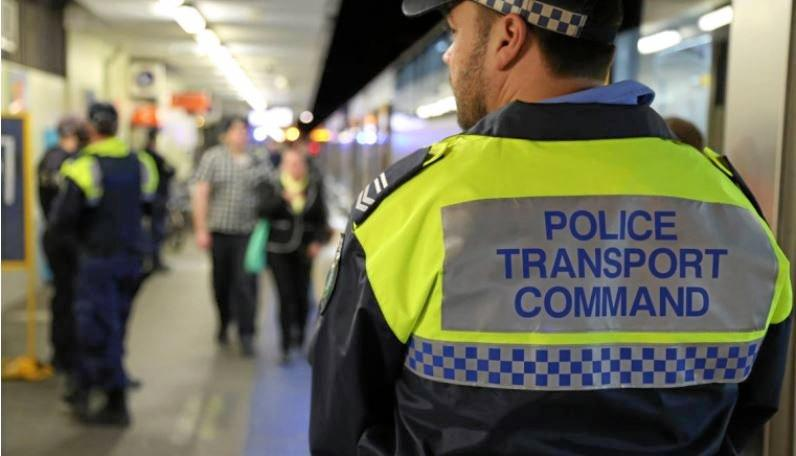 RAIL BLITZ: Transport police supported by Coffs Clarence officers have started a four-day campaign carrying out intelligence work on the North Coast XPT services.