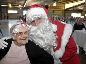 GALLERY: Christmas comes early at over 80s party