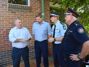 'Your life is the most important thing': Ambos on Winfield