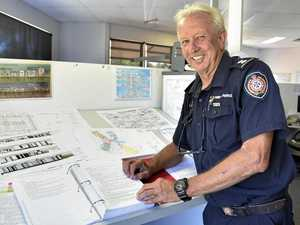 Toowoomba firey reflects on 50 years protecting communities