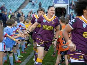 Girls' rugby league camp for future stars