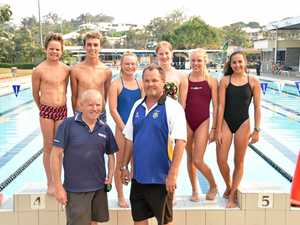 Gladstone swimming club scoops pools awards
