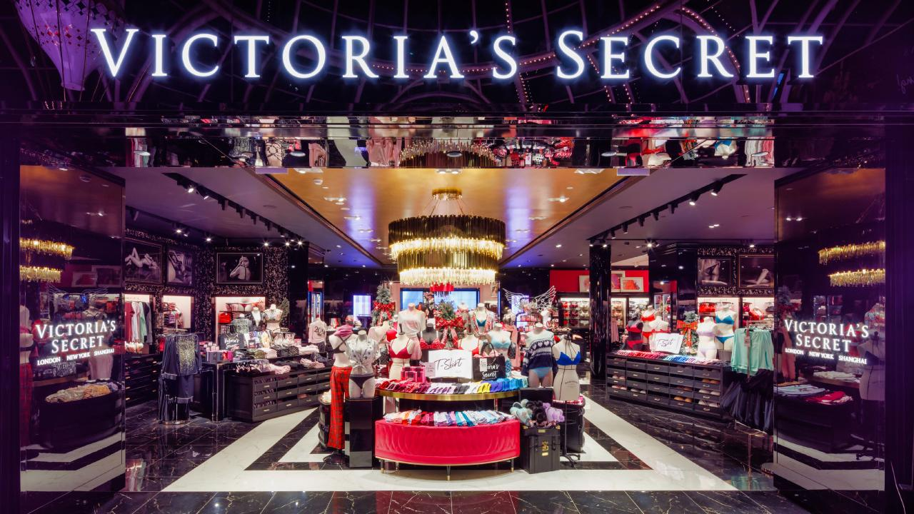 US lingerie giant Victoria's Secret has opened its first full-scale Australian store at Chadstone in Melbourne. Picture: Victoria's Secret