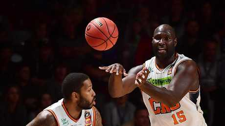 Nate Jawai is another who needs to step up for Cairns. (Photo by Mark Brake/Getty Images)