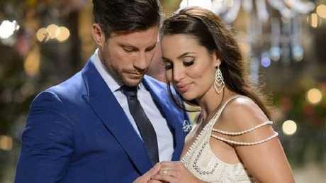 The couple met on the 2015 season of The Bachelor