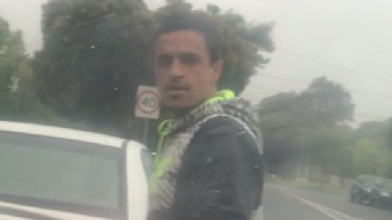 Police believe this man can help them with their investigation. Picture: Eyewatch — Greater Dandenong Police service Area/Facebook