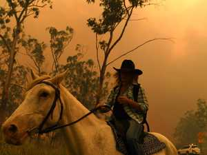 Queensland bush fires