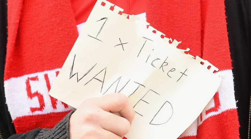 Proposed scalping laws will make it fairer on fans searching for tickets. Picture: Quinn Rooney/Getty Images
