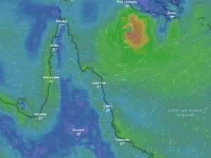First Qld cyclone 'possible' next week
