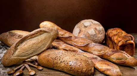 All bread in Australia, except organic bread, is fortified with folate as part of our public health effort to reduce neural tube defects. Picture: iStock