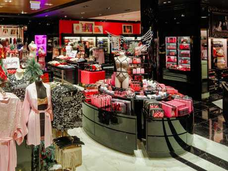 The prices are comparable to those in the US, taking into account currency conversion and GST, News Corp Australia observed. Picture: Victoria's Secret