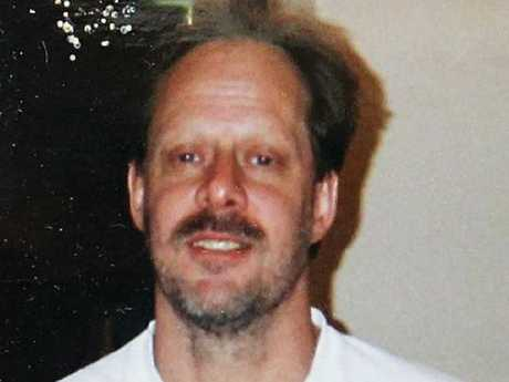Stephen Paddock killed 59 people in Las Vegas, using a rifle with a bump stock attached. Picture: Supplied