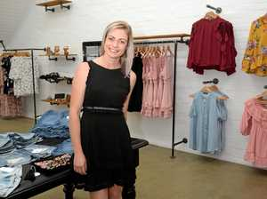 New boutique hits busy Rocky street block