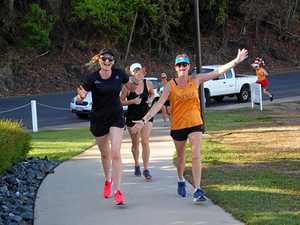 Heatwave no match for Airlie Beach parkrun