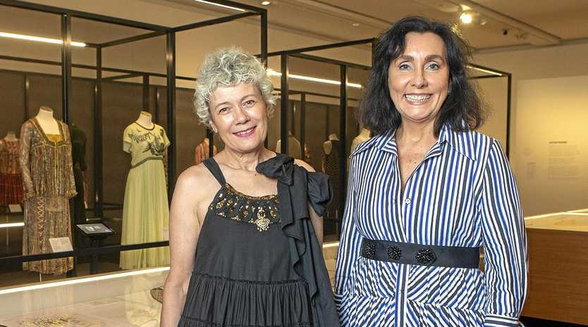FASHION PASSION: The Designers' Guide: Easton Pearson Archive exhibition on show at the Museum of Brisbane