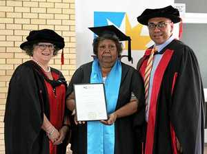 Respected Elder gets twice the recognition with accolade