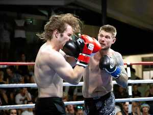 Rumble at the Reef a knockout event