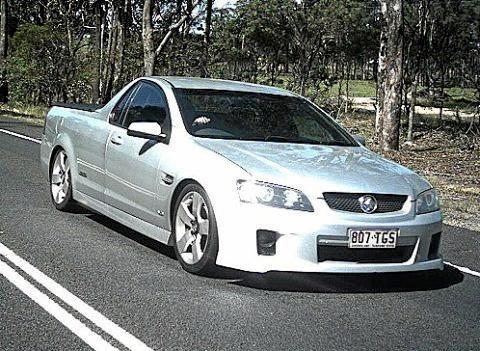 Police want to question a man possibly driving a silver Holden Commodore Ute, 2009 model, with the Queensland registration plate 807-TGS over an alleged Gympie stabbing.