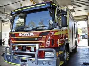 Crews battle vegetation fires near city