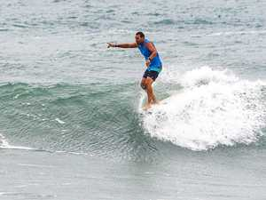 Ex-world longboard champ looks forward to tour event at home