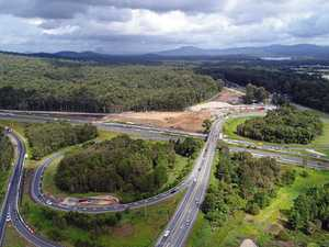 Traffic changes for Bruce Hwy upgrade