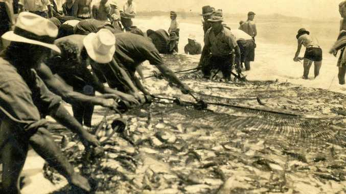 Boyds' Shed at heart of Tweed's fishing history